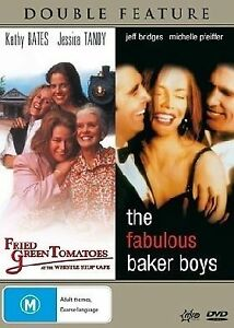 Fried Green Tomatoes/ The Fabulous Baker Boys (DVD, 2006) Brand New & Sealed R4