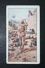 Border Regiment    World War 1 Original 1916 Western Front Action Card