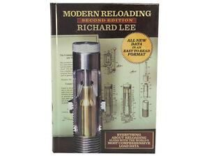 """Lee """"Modern Reloading 2nd Edition, Revised"""" Reloading Manual - 90277 NEW EDITION"""