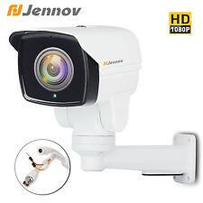 HD 1080P AHD PTZ 4X Zoom Pan/Tilt Outdoor Night Array IR CCTV Security Camera
