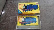RETRO 80'S KIDS WOODEN THOMAS THE TANK ENGINE, EDWARD THE BLUE ENGINE WOODEN...
