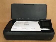 HP OfficeJet 250 A4 Mobile Colour USB Wireless Printer Copier Scanner + Warranty