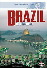 Brazil in Pictures (Visual Geography Series), New, Streissguth, Tom Book