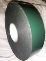 Super Strong Waterproof Black Adhesive Double Sided Foam Tape Car Trim Plate T89