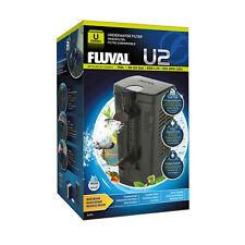 Fluval U2 Underwater Internal Filter 110L - 3 Way Flow - Adjustable Positioning
