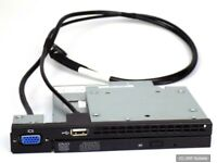 HP 775427-001 818213-B21 DL360 Gen9 SFF DVD/USB Universal Media Bay Kit, NEU