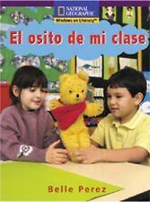 Windows on Literacy Spanish Early (Social Studies): El osito de mi cla-ExLibrary