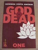 God is Dead #1 Avatar Press 2013 Hickman 9.6 Near Mint+