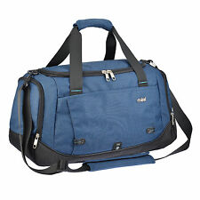 "Mixi Duffel Gym Sports Travel Daypack Luggage Storage Bag 20"" Blue Affordable"