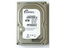 More details for sonnics 4tb 3.5