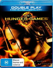 The Hunger Games - The Guardian - The Way - 3 NEW Bluray