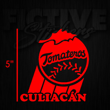 """Tomateros De Culiacan Sticker Decal 5"""" RED ***FREE SHIPPING***"""