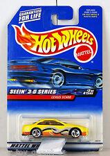 Hot Wheels - Seein 3-D Series - Lexus SC400 - Die Cast 1:64