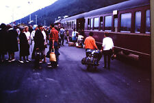 Vtg Color Photo Slides 35mm Lot of 30 Norway Balestrand Andalsnes Train 1966