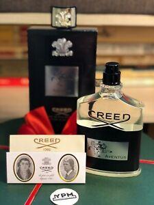CREED Aventus 3.3fl.oz/100ml/ MEN Eau De Parfum From France Batch A4220B01