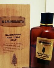 KAMINOMOTO Hair Treatment, Growth Accelerator, Anti loss 150mL Tonic and Serum
