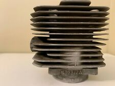 Husqvarna Chainsaw 2100 Used Cylinder NEW PISTON RINGS GASKET Read Description