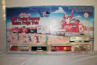 Vintage Kellogg's Tony Trading Company, Western Freight HO Scale Train Set, New