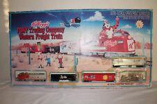 Vintage Kellogg's Tony Trading Company, Western Freight HO Scale Train Set, New
