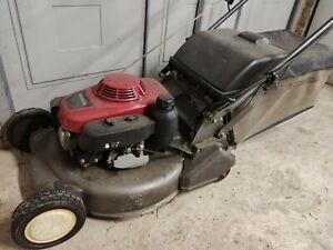 HondaHRD535OXE lawn mower