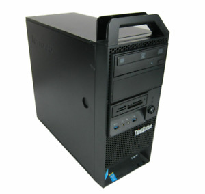 Lenovo E32 ThinkStation  i7-4770 3.40GHz / RAM 32GB / SATA 1 TB/ Windows 10 Pro