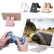 Aluminium desk mount stand support pr iPad Mini air tablette Samsung iPhone Uni