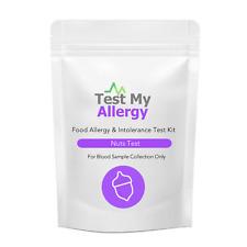 Test My Allergy - Dadi & Soia Cibo Intolleranza Test Kit