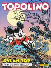 TOPOLINO n° 3094 VARIANT - DYLAN TOP l'alba dei topi invadenti