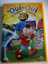 DVD Oui-Oui et la gomme enchantée
