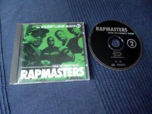CD Rapmasters 2 EPMD Da Lench Mob Ice Cube NWA Eazy- Mad Flava Nice & Smooth