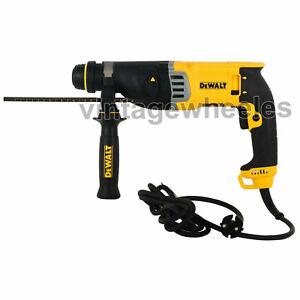 DEWALT D25143K 900W 28mm SDS-Plus 3-Mode Combi Hammer