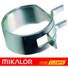 Mikalor W1 Ressort Colliers combustible-AIR-EAU-GAZ - Silicone Hose Clamps