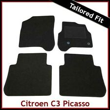 Citroen C3 Picasso (2009 2010 2011) Tailored Fitted Carpet Car Mats