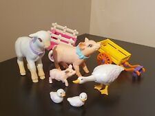 Vintage Barbie Stable Friends Magical Pets Animals Lot 1990s Mattel