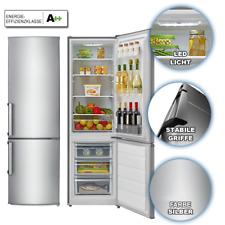 Kühlschrank Kühl-Gefrierkombination A++ Comfee KGK 180 A++ 260 L Silber 55cm