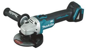 Makita DGA504Z Akku - Winkelschleifer Sologerät 18V ohne Akku ohne Ladegerät