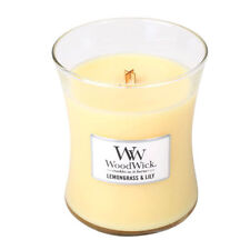 Floral Scented Round Decorative Candles