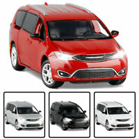 1:32 Chrysler Pacifica Hybrid Model Car Diecast Toy Vehicle Collection Kids Gift