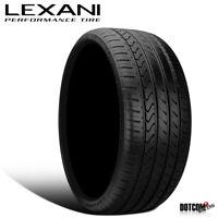 1 X New Lexani LX-Twenty 245/45R19 102Y Ultra High Performance Tire