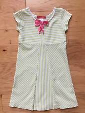 GIRL GYMBOREE SPALSH STRIED BOW SUN SUMMER DRESS OUTFIT 7