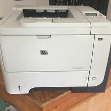 HP LASERJET P3015n WORKGROUP LASER PRINTER ONLY 20,000 PAGES 90 DAY WARRANTY