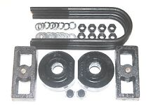 "FORD F150 1980-1996 LIFT KIT FRONT 2"" SPACERS REAR 1"" FORGED STEEL BLOCKS 2WD B2"