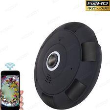 Wifi 360 Degree fisheye HD 1080P IP Camera 2MP Home Security CCTV system ONVIF