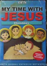 "MY TIME WITH JESUS: ""CHRISTMAS & THE CATHOLIC NATIVITY SCENE*  AN EWTN DVD"
