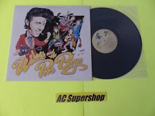 """Willie and the Poor Boys self titled - LP Record Vinyl Album 12"""""""