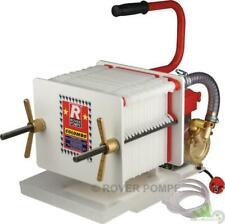Rover Colombo 18 Elettropompa Filtrante per Vino - Bianca