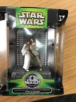Star Wars Silver Anniversary Luke Skywalker Princess Leia Swing to Freedom Set