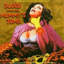 Blood From The Mummy's Tomb - Complete Score - OOP - Tristam Carey
