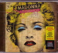 2 CD (NEU) Best of MADONNA (Hung up Holiday Material Girl Into the Groove mkmbh