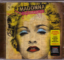 2 CD (NUOVO) Best of Madonna (Hung Up Holiday material girl into the Groove mkmbh